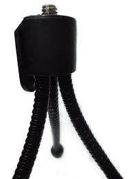 mini tripé para máquina fotográfica