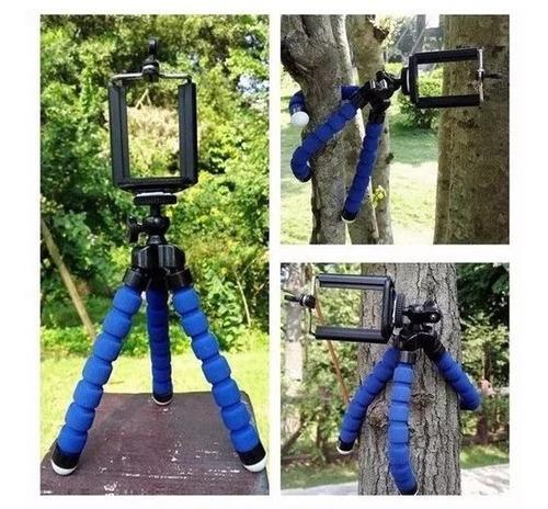 mini tripé suporte para celulares e cameras fotograficas