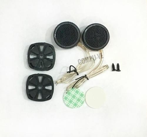 mini tweeter hp audio tw-17 100w para carro