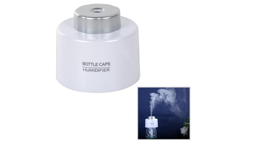 Mini Umidificador De Ar Condicionado Usb Garrafa Pet Agua R 3799