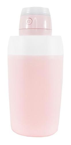 mini umidificador miniso - cor rosa