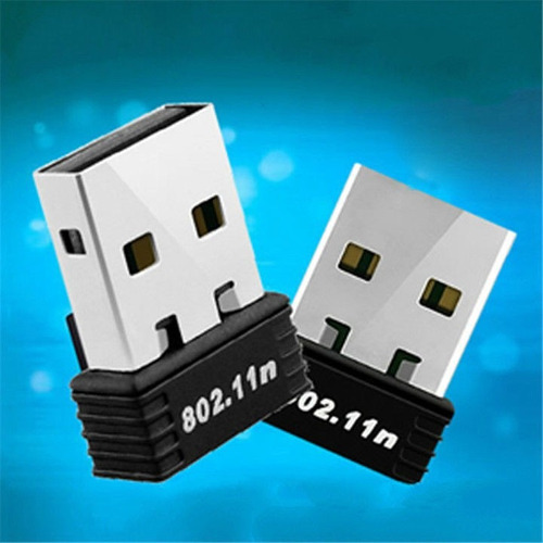 mini usb wifi lan red tarjeta 802.11n/b/g 150m inhalambrica