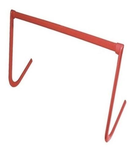 mini valla salto entrenamiento 40 cm maciza pvc funcional