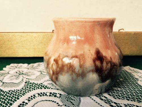 mini vaso cerâmica. #4345