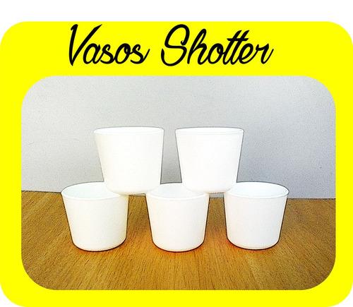 mini vasos shotter pequeños