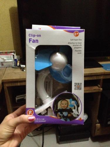 mini ventilador bebe(hay más dreambaby