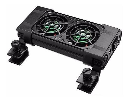 mini ventilador boyu fs-602 duplo - bivolt