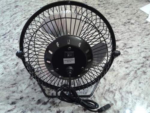 mini ventilador de mesa articulavel usb notebook pc xbox nf