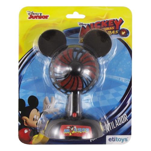 mini ventilador portatil a pilha criança infantil menino mic