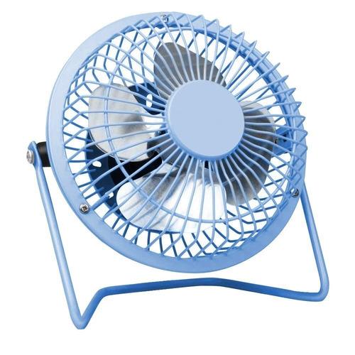 mini ventilador usb colores 14 cm silencioso escritorio pc