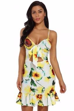 Mini vestido ajustado fotos