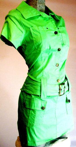 mini vestido algodon ligero pra el verano fresco