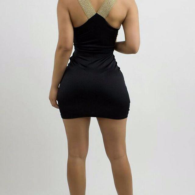 Moda vestidos negros