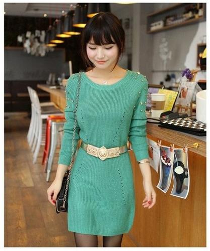 mini vestido importado de asia