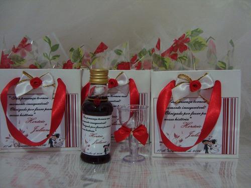 mini vinhos lembrancinhas para padrinhos 2 tacinhas
