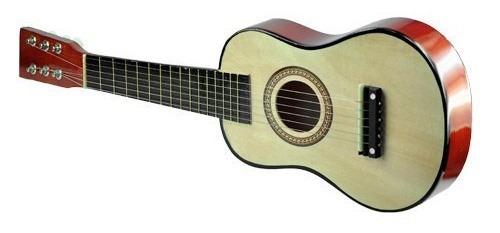 mini violão infantil acústico - cordas nylon *promoção*