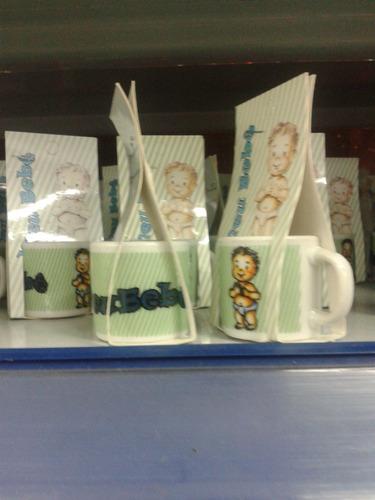 mini xícaras c/mens.porcelana....c/3 pç.r$17,50  + frete