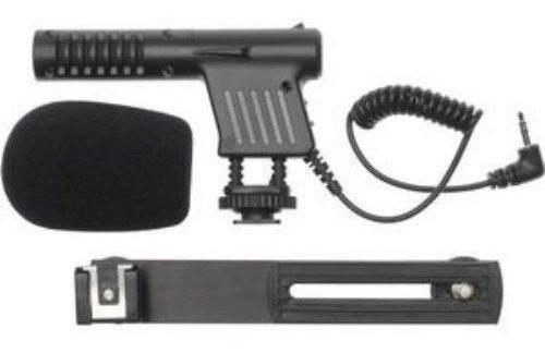 mini zoom cámara de video shotgunmicrófono para canon