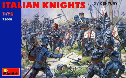 miniart italian knights