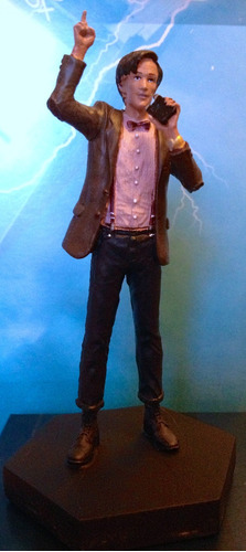 miniatura 01 doctor who eleventh doctor - bonellihq h18