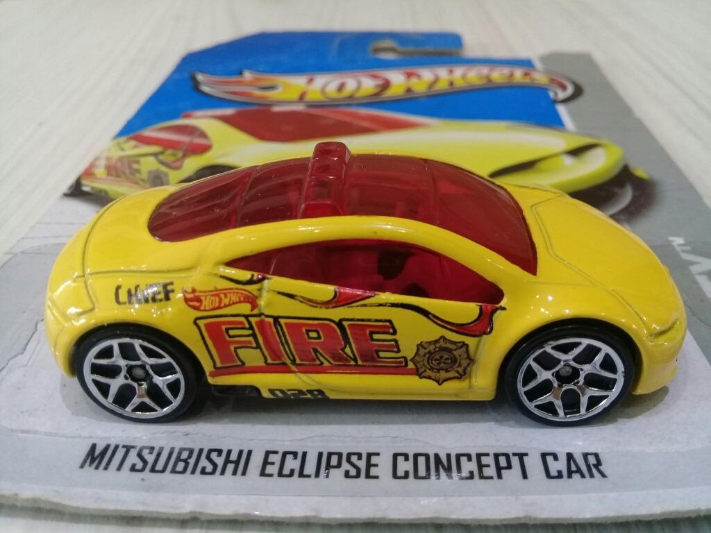 Miniatura 1 64 Hot Wheels Mitsubishi Eclipse Concecpt Car R 18 00