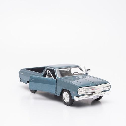 miniatura 1965 chevrolet el camino - maisto - 1:25