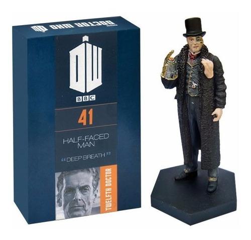 miniatura 41 half-face man - doctor who - bonellihq h18
