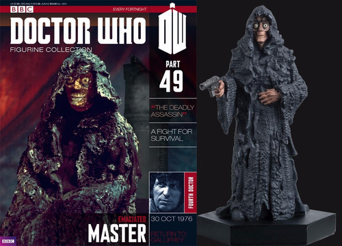miniatura 49 doctor who emaciated master - bonellihq h18