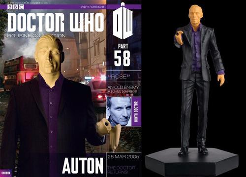 miniatura 58 auton doctor who figurine - bonellihq h18