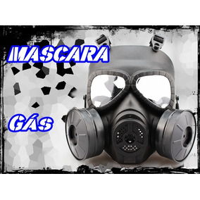 ef5544f5597d3 Mascara Anti Gas Do Hunk no Mercado Livre Brasil