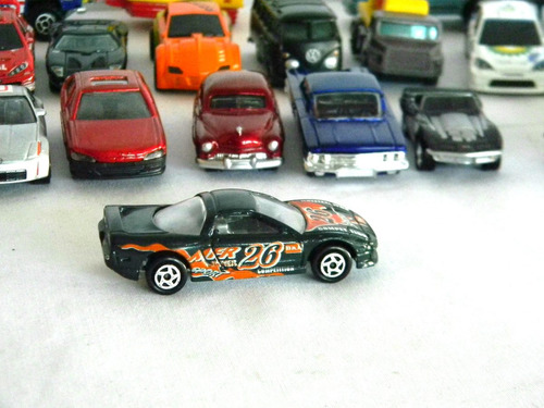 miniatura automovel honda nsx esc.l 1:60 majorette