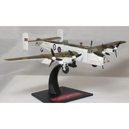 miniatura avião aviões altaya handley halifax ww2 modelismo