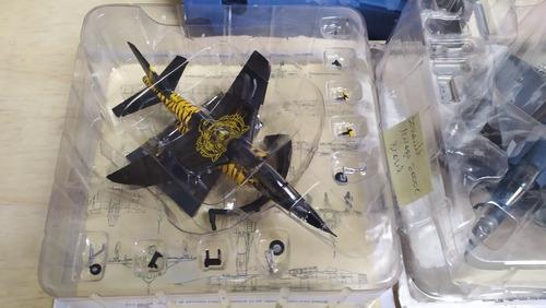 miniatura aviões a jato