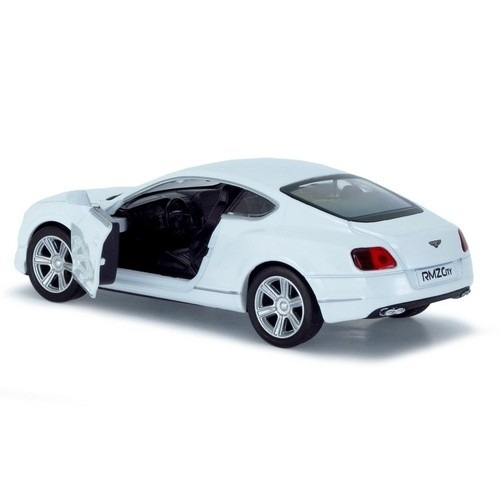 miniatura bentley continental gt v8 super marcas fx 1/32