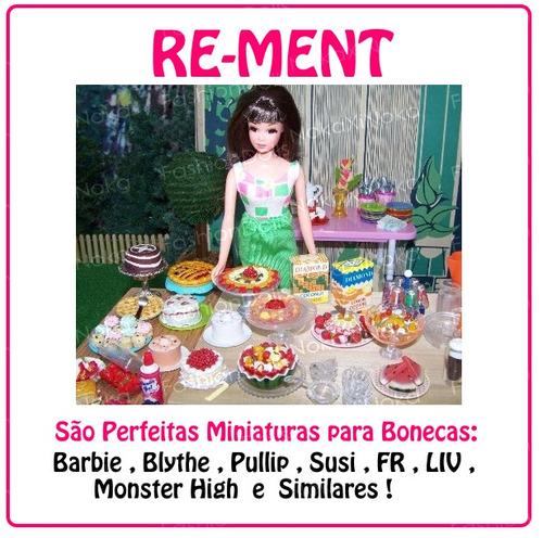 miniatura biblia p/ boneca barbie * blythe * livro re-ment