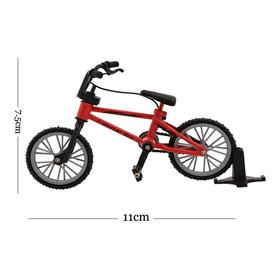 Miniatura Bicicleta Bmx  (bike) De Dedo Novo Pronta Entrega