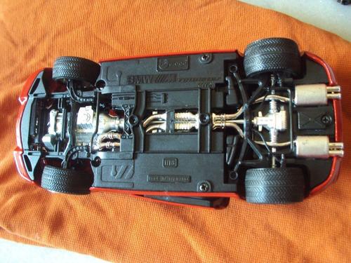 miniatura bmw m roadster escala 1/18