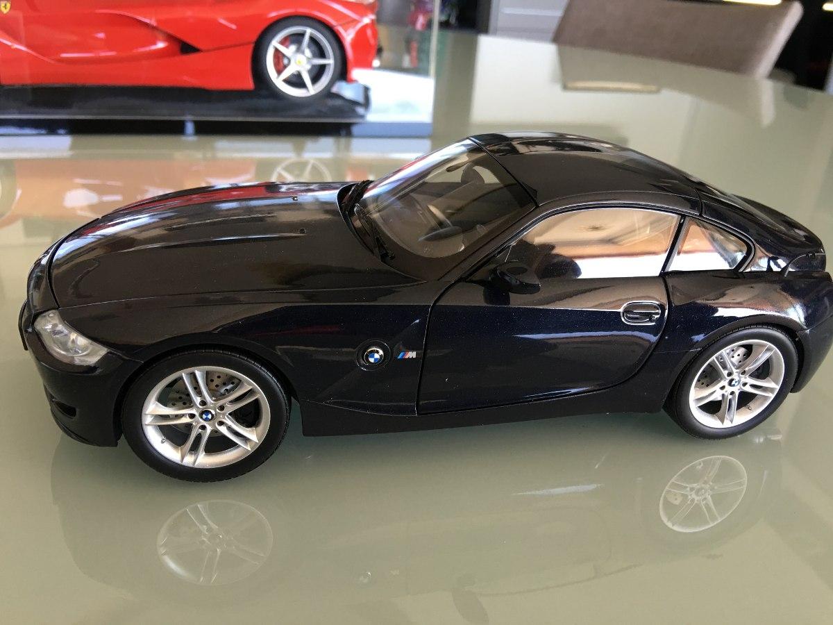 Miniatura Bmw Z4 M Coupe 1 18 Kyosho R 599 00 Em