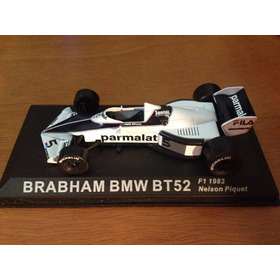 Miniatura Brabham Bmw Bt52 1983 F1 Piquet 1/43