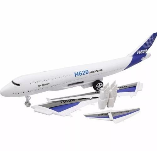 miniatura brinquedo avião