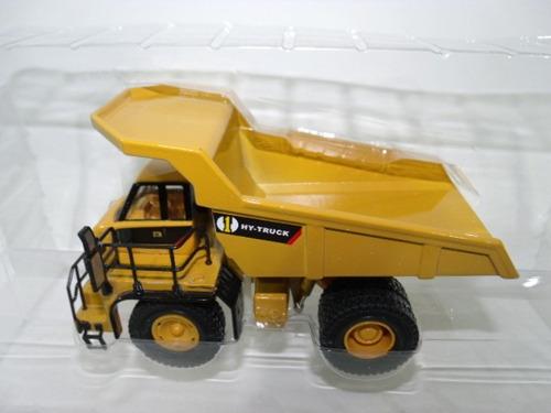 miniatura caminhão escala 1:50