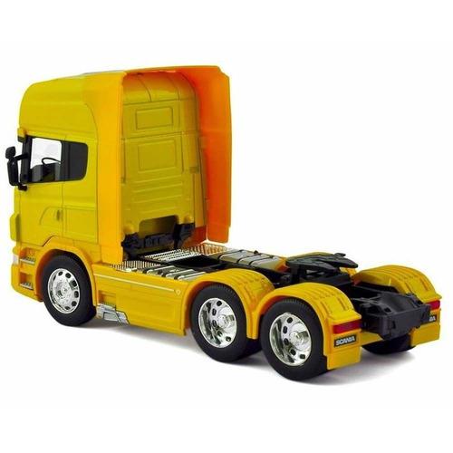 miniatura caminhão escala 1:64
