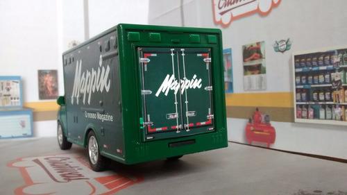 miniatura caminhão mappin
