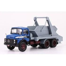 Miniatura Caminhões De Outros Tempos L-2213