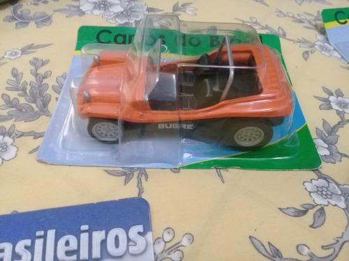 miniatura carro. bugre 1972. lacrado na embalagem original.