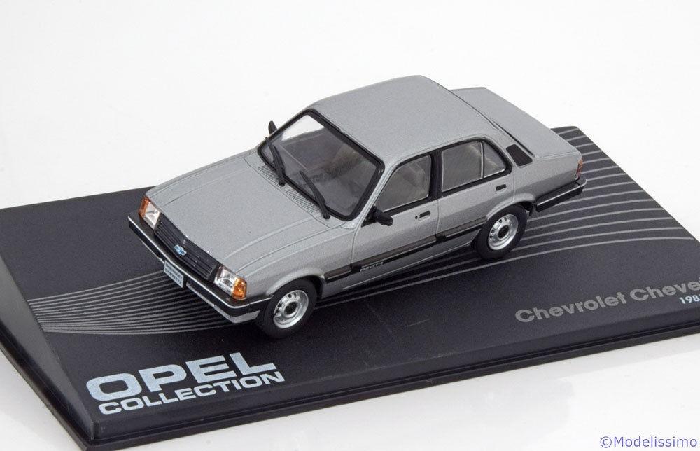 Miniatura chevette 4 portas original raro especial 1 43 for Chevette 4 portas