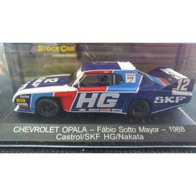 Miniatura Chevrolet Opala 1/43 Stock Car- Fabio Sotto Mayor