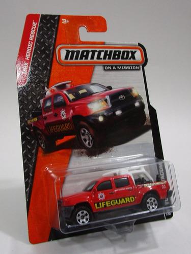 miniatura coleccion matchbox