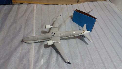miniatura de aviao 190 emb. copa airlines