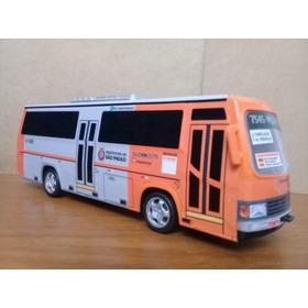 Miniatura De Ônibus Personalizada - Encomendas